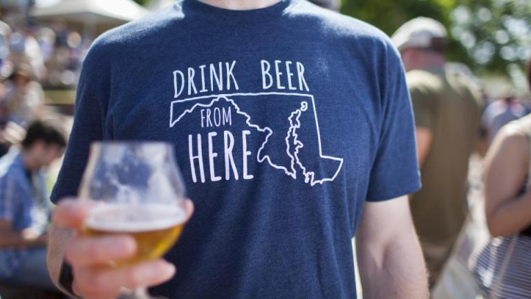 drink_beer_maryland_tshirt_0
