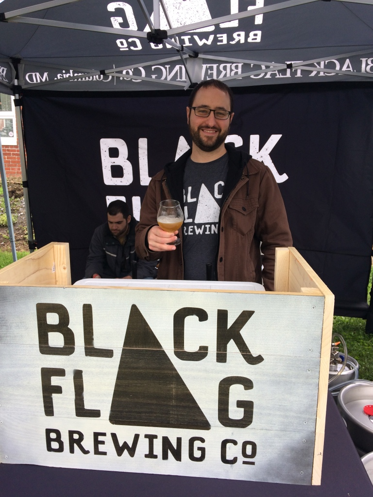 Black Flag Brewing, Maryland Craft Beer Festival 2017