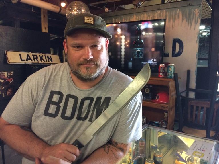 Sean Larkin, Revival Brewing, Cranston