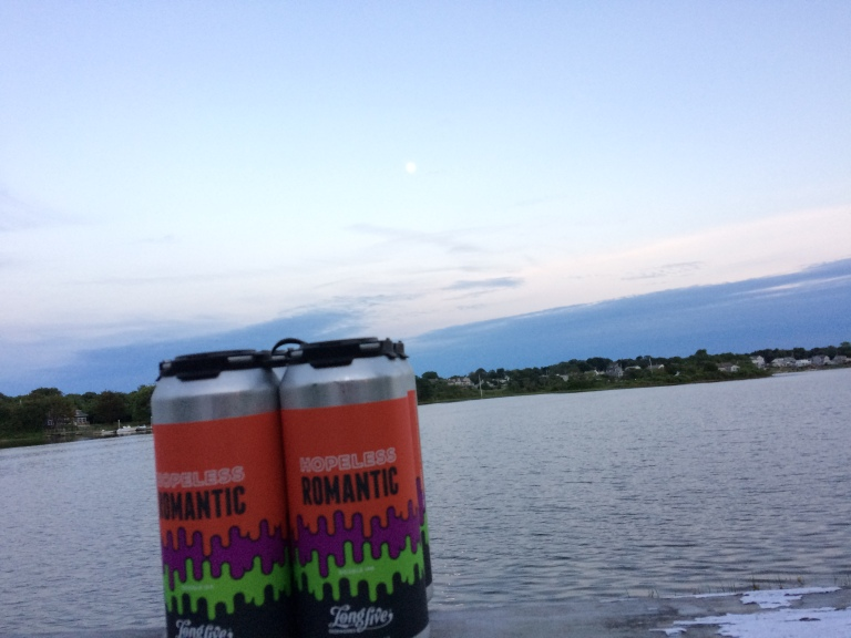 Hopeless Romantic DIPA, Long Live Beerworks