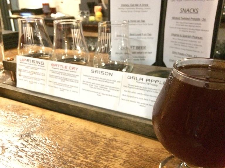 Saison, Sons of Liberty Brewing, Wakefield RI