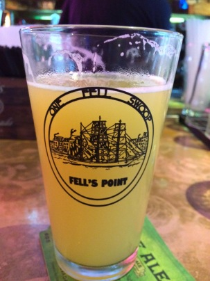 RAR Brewing's One Fell Swoop