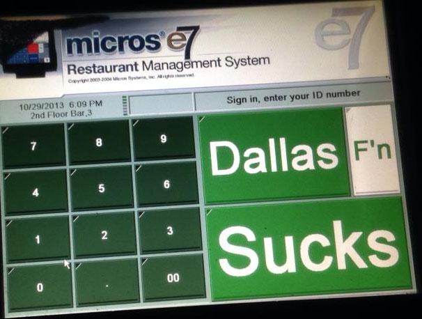 Dallas Sucks (Joe Pistola's Philadelphia)