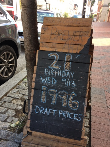 Brewer's Art 21st Anniversary