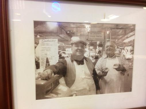 Big Jim Epsilantis, Cross Street Market, Baltimore